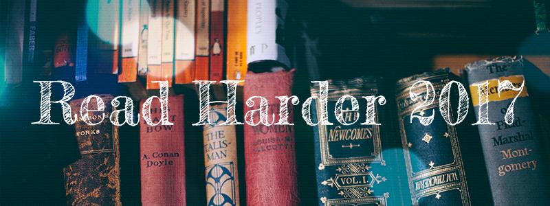 Read Harder 2017