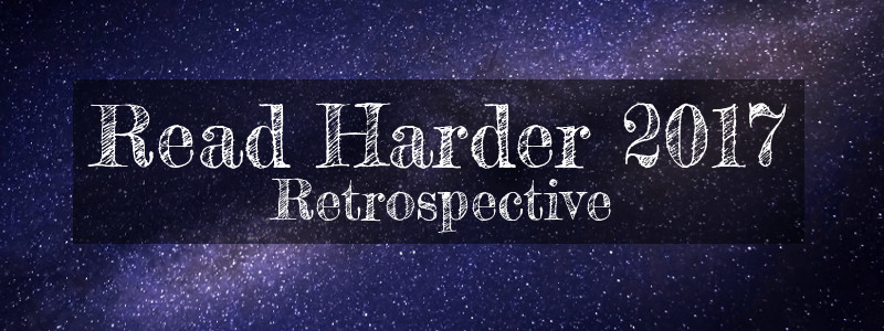 Read Harder 2017: Retrospective